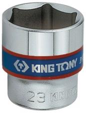 Торцевые головки  KING TONY 12029