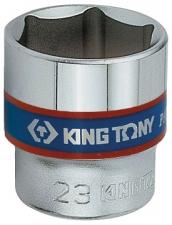 Торцевые головки  KING TONY 12036