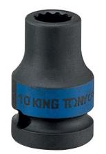 Торцевые головки  KING TONY 10989