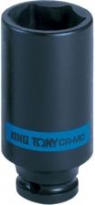 Торцевые головки  KING TONY 12523