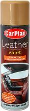 """Очиститель и кондиционер кожи """"Leather Valet"""", 400 мл, CarPlan"""""""