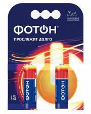 Элемент питания ФОТОН LR6 ОP2 , 2шт