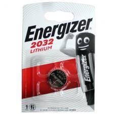 Элемент питания Energizer CR2032, 1 шт