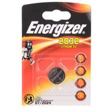 Элемент питания Energizer CR2025, 1 шт