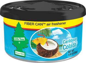 "Ароматизатор в баночке Fiber Can ""Карибский коктейль"" (Caribbean Colada)"