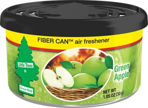 "Ароматизатор в баночке Fiber Can ""Яблоко"" (Green Apple)"