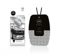 Ароматизатор воздуха Aroma Car PRESTIGE CARD Black