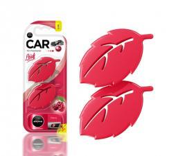 Ароматизатор воздуха Aroma Car Leaf 3D mini Cherry