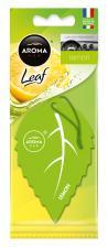 Ароматизатор воздуха Aroma Car Leaf Lemon