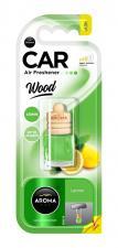 Ароматизатор воздуха Aroma Car Wood Lemon