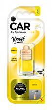 Ароматизатор воздуха Aroma Car Wood Vanilla