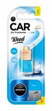 """Ароматизатор воздуха """"Aroma Car  Wood"""",  Вода"""