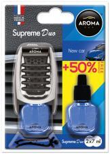 """Ароматизатор воздуха """"Aroma Car"""" Supreme Duo New Car"""