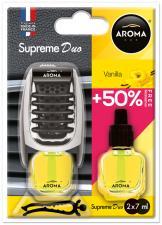 "Ароматизатор воздуха ""Aroma Car"" Supreme Duo Vanilla"