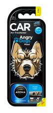 "Ароматизатор воздуха ""Aroma Car"", polymers Angry Dogs, Frech Linen"