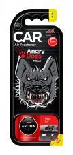"""Ароматизатор воздуха """"Aroma Car"""", polymers Angry Dogs, New Car"""