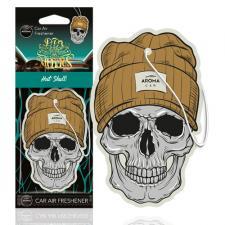 "Ароматизатор воздуха ""Aroma Car"", Hat  Skull"