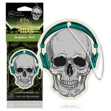 "Ароматизатор воздуха ""Aroma Car"", Headphones Skull"