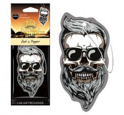 "Ароматизатор воздуха ""Aroma Car"", Oud & Pepper Skull"
