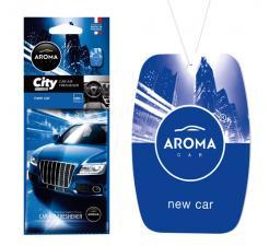 Ароматизатор воздуха AROMA CAR CITY CARD NEW CAR