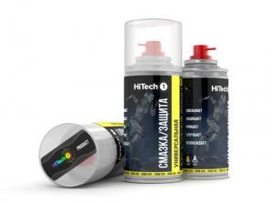 Смазка/защита универсальная HiTech1 , 210 мл.