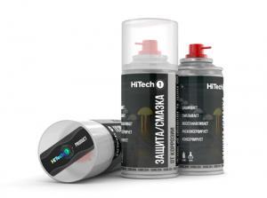 Защита/смазка от коррозии  HiTech1 , 210 мл.