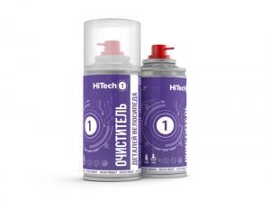 Очиститель деталей велосипеда ,  HiTech1 , 210 мл.