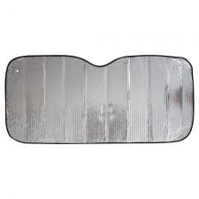 Шторка солнцезащитная на лобовое стекло, размер 140х70см